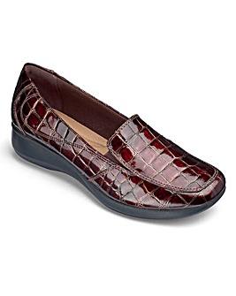 Clarks Gael Angora Shoes D Fit