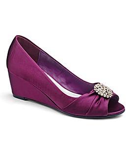 JOANNA HOPE Wedge Shoes E Fit