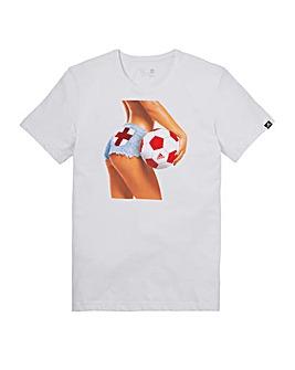 adidas England Summer Fan T-Shirt