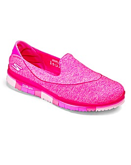 Skechers Go Flex Trainers Standard Fit