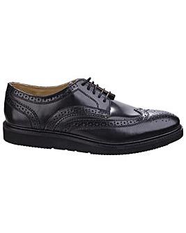 Base London Orion Hi-Shine Leather Shoes