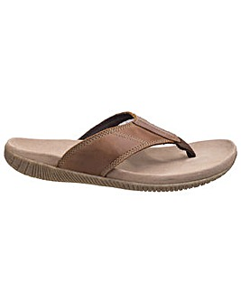 Hush Puppies Mutt Toe Post Sandal
