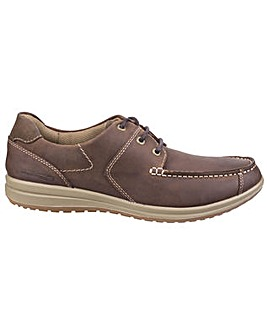 Hush Puppies Runner Moccasin Lace Up