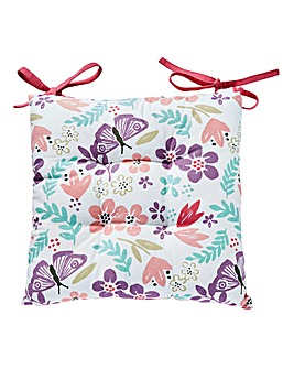 Butterfly Cushion Seat Pad