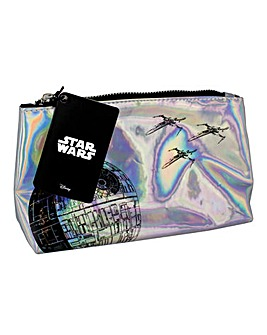 Pearlescent Star Wars Toiletry Bag