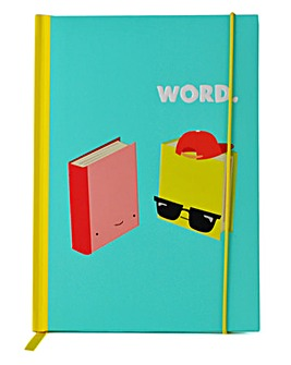 Jolly Awesome Word Notebook