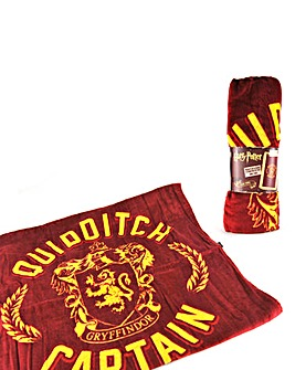 Harry Potter Quidditch Cape Towel