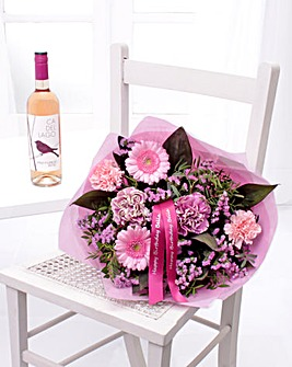 Rose Wine Bouquet