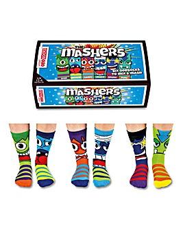 Mashers Oddsocks for Kids
