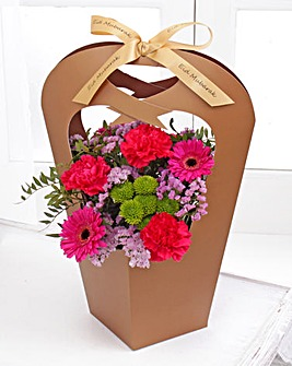 Personalised Eid Flower Arrangement
