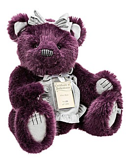 Alice Silver Tag Bear