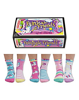 Fairytale Friends Oddsocks for Kids