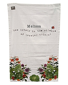 Personalised RHS Tea Towels