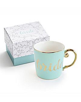 Bride Gift Boxed Mug