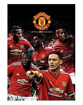 2018 Manchester United Calendar