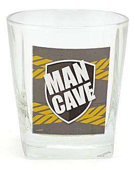 Man Cave Tumbler