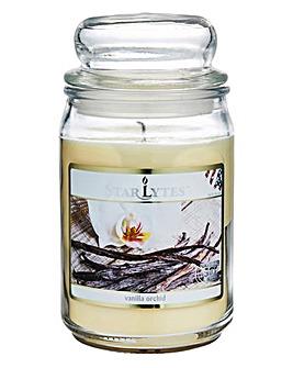 Starlytes Vanilla Orchid 16oz Jar Candle