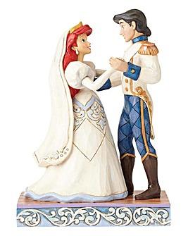 Disney Wedding Bliss Ariel & Eric