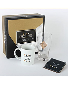 Monte Carlo Mug and Pint Gift Set