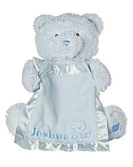 Personalised Gund Peek-a-boo Bear