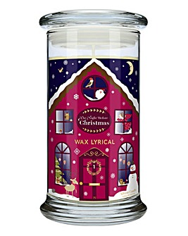 Wax Lyrical Advent Jar Candle