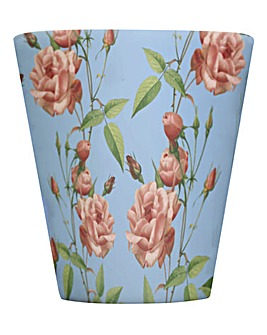 RHS Rose Ceramic Candle Jar