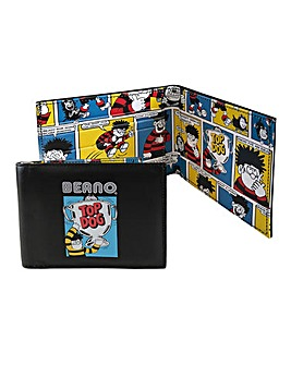 Beano Top Dog Image Wallet