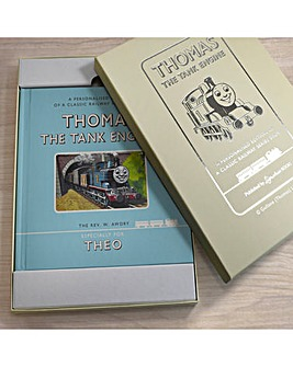 Personalised Original Thomas Tank Engine