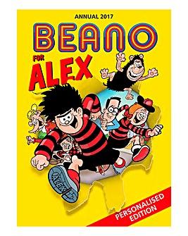 Personalised Beano Annual