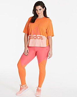 adidas Colour Block Long Tight