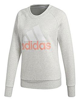 adidas Essential Linear Sweatshirt