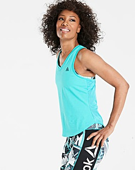 Reebok Workout Mesh Tank