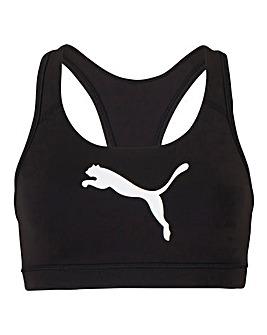 Puma Forever Logo Sports Bra