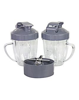 NutriBullet To Go Accessory Kit