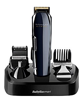 Babyliss Men Titanium Nitrade Trimmer
