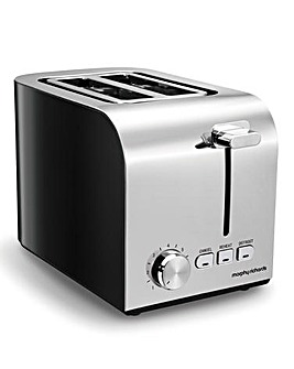 Morphy Richards Equip Black Toaster