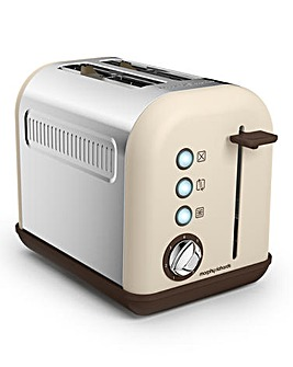Morphy Richards Accents Sand Toaster