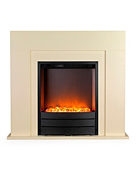 Beldray Siena Electric Fire Suite