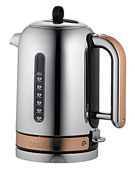 Dualit Classic Kettle Copper Finish