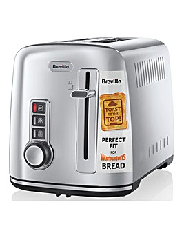 Breville 2 Slice Stainless Steel Toaster