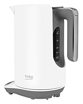 Beko Sense Temp White Kettle