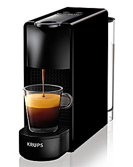 Nespresso Essenza Black Coffee Machine