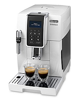 Delonghi Dinamica White Coffee Machine