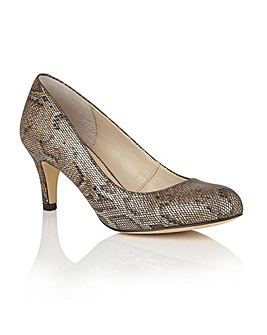 LOTUS COLOMBINA COURT SHOES