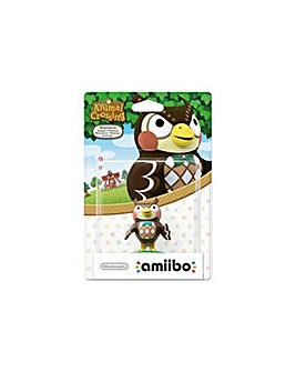 amiibo Animal Crossing Figure - Blathers