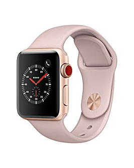 Apple Watch 3 42mm Pink Sport Band
