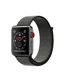 Apple Watch 3 42mm Olive Sport Band