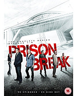 Prison Break Season 1 to 5 DVD