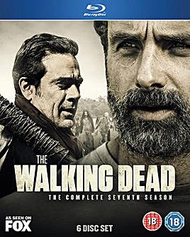 Walking Dead Season 7 Bluray
