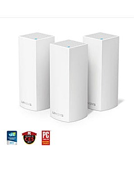 LINKSYS VELOP WHOLEHOME MESH WIFI 3PACK